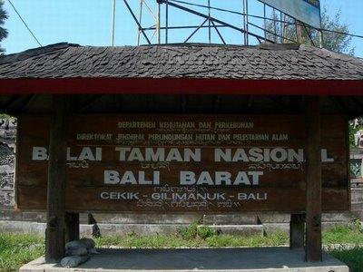 bali barat national park 1